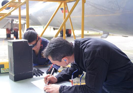 Técnico Especialista en Aviónica