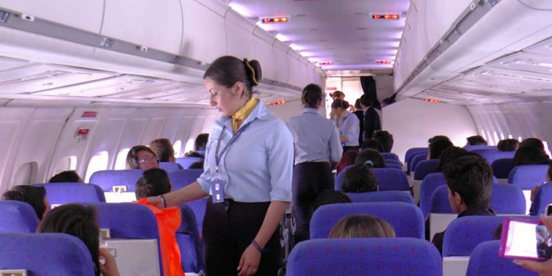 Avión Indoamericana