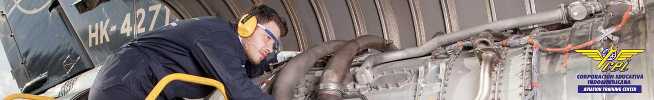 Aviation Maintenance Technician Airplanes Tla Corporación