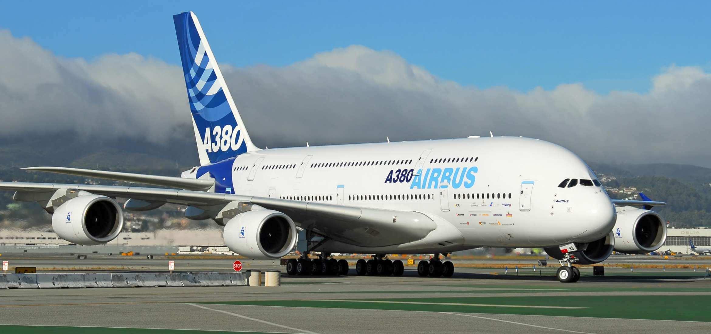 Airbus A380 el Avión Comercial más Grande del Mundo