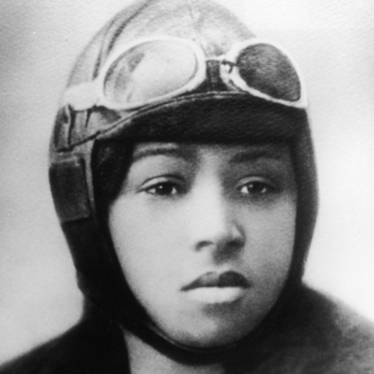 Mujeres Aviadoras – Bessie Coleman