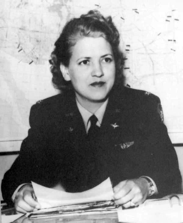 Mujeres Aviadoras – Jacqueline Cochran